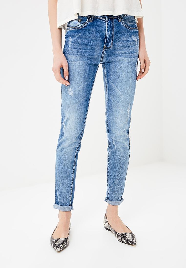 Зауженные джинсы Macleria B012-WG-852