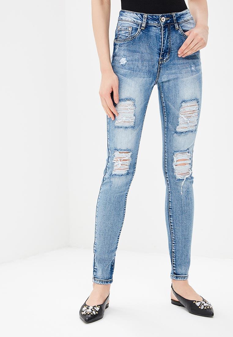 Зауженные джинсы Macleria B012-WG858