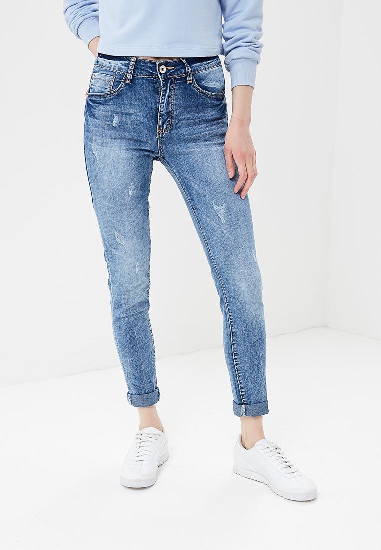 Зауженные джинсы Macleria B012-WG868