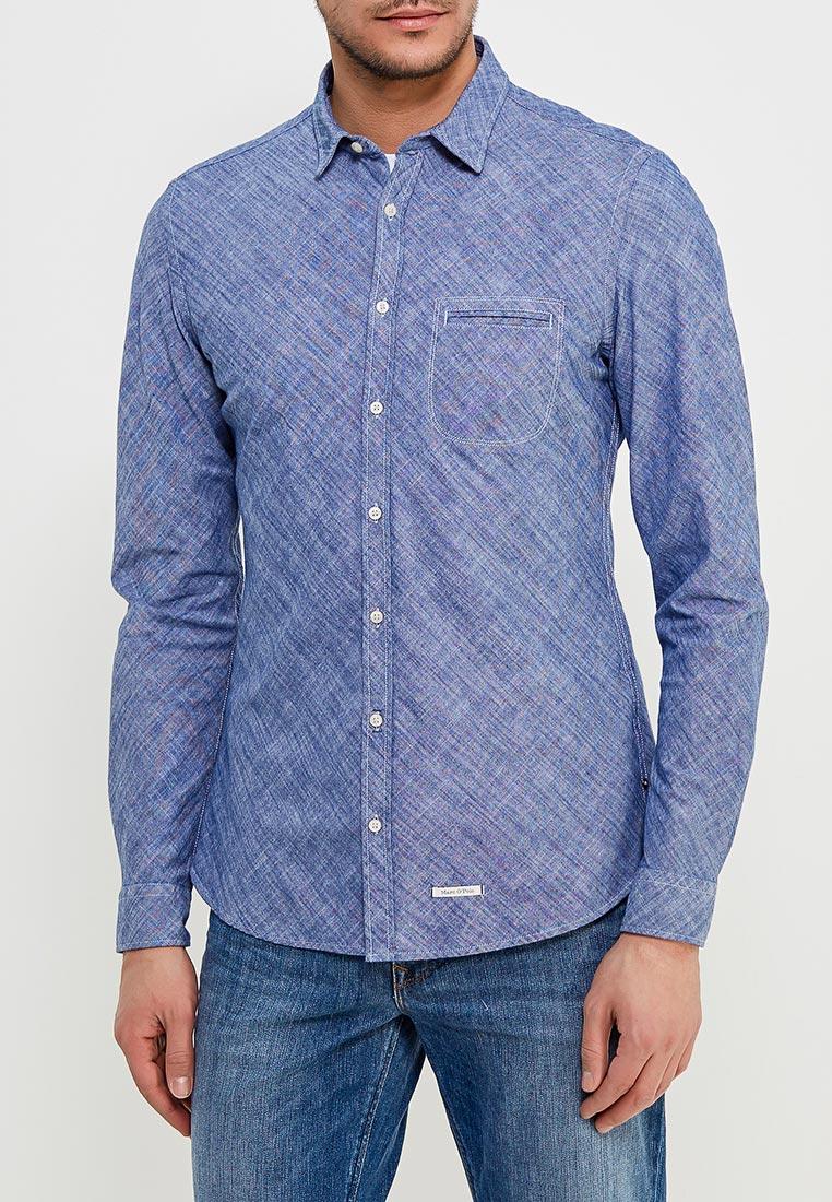 Рубашка с длинным рукавом Marc O`Polo 821 7404 42194