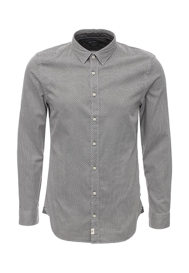Рубашка с длинным рукавом Marc O`Polo 728 7338 42158