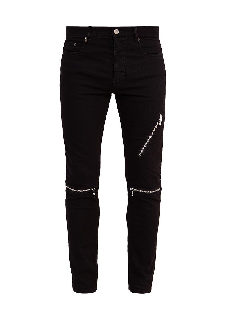 Зауженные джинсы Marc Jacobs s84la0100