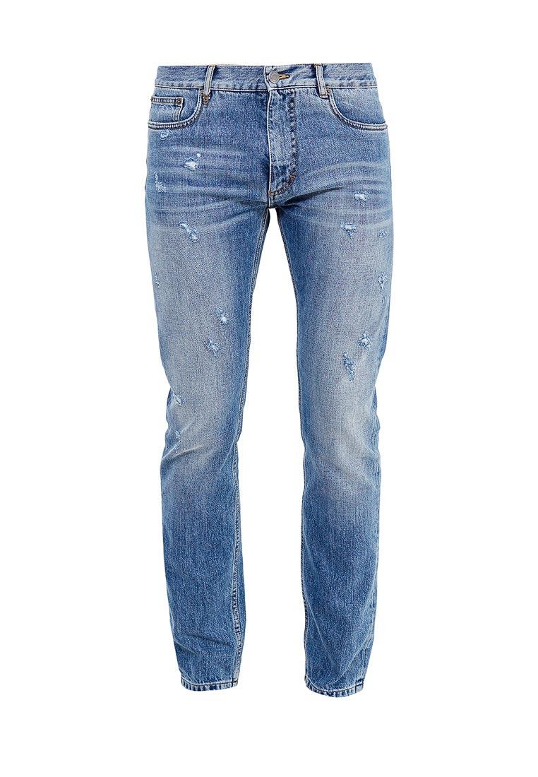 Зауженные джинсы Marc Jacobs s84la0108