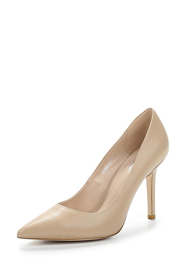 Женские туфли Mallanee M1092-01-2