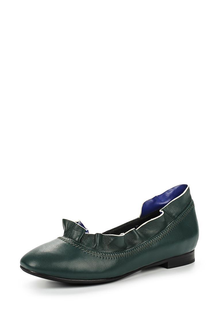 Туфли на плоской подошве Mallanee MZA543-603-2