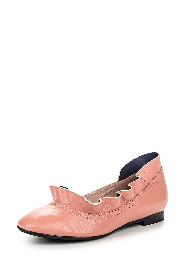 Туфли на плоской подошве Mallanee MZA543-603-1
