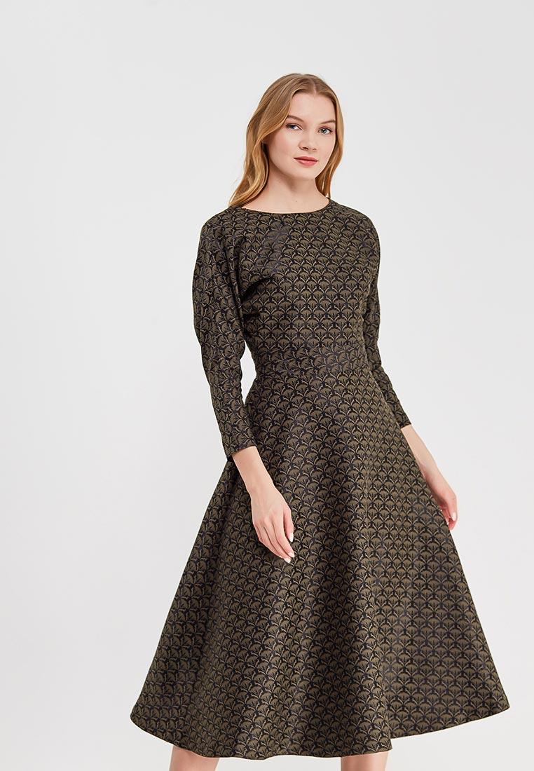 """Повседневное платье MadaM T (Мадам Т) ПВ3856/0306 """"Асуана"""""""