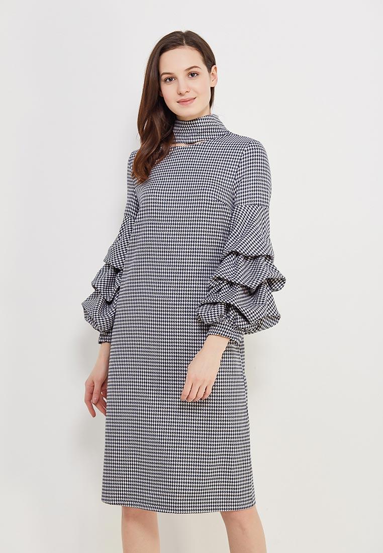 """Повседневное платье MadaM T (Мадам Т) ПВ3865/0112 """"Ванесса"""""""