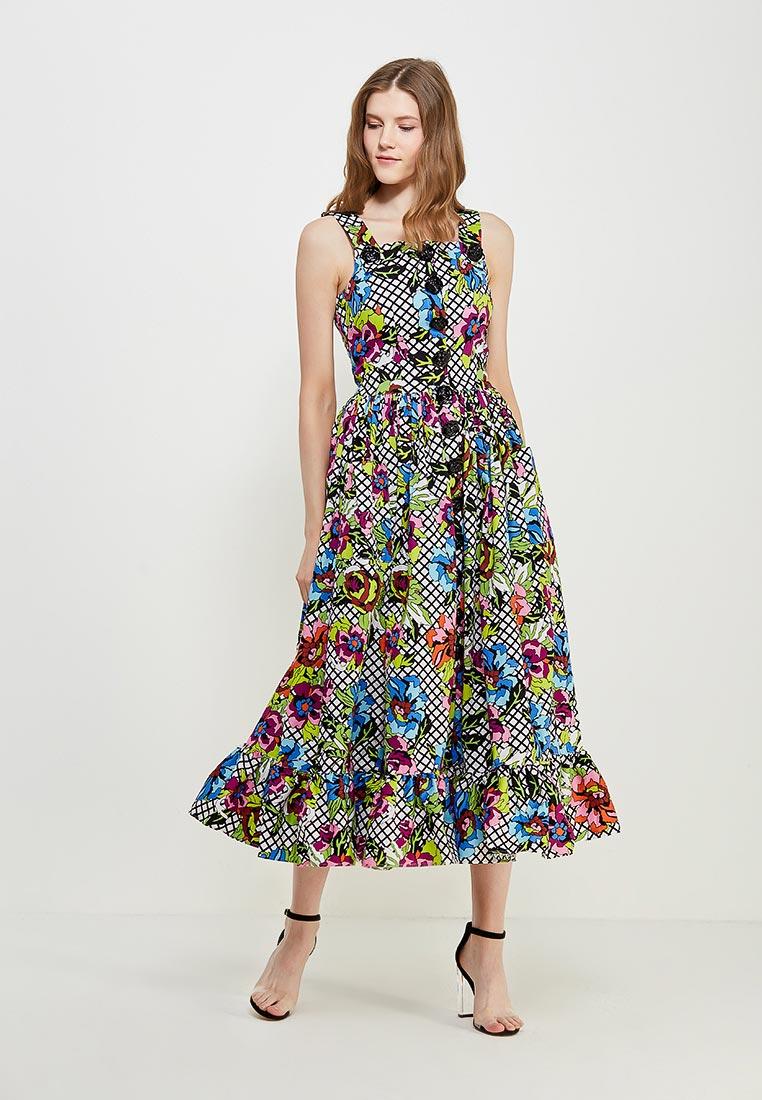 "Платье-миди MadaM T (Мадам Т) ПЛ3154/0121 ""Дольче"""