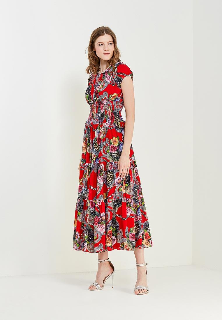 "Платье-миди MadaM T (Мадам Т) ПЛ3204/0209 ""Дорми"""