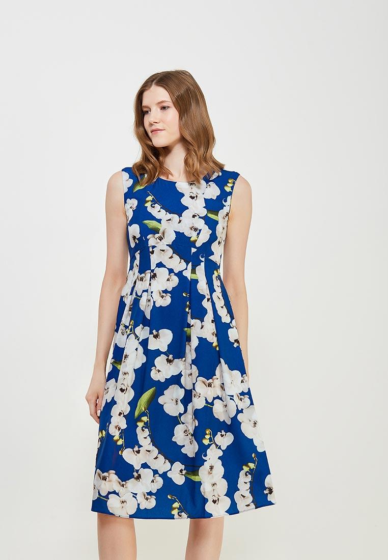 """Повседневное платье MadaM T (Мадам Т) ПЛ3252/1243 """"Кантри"""""""