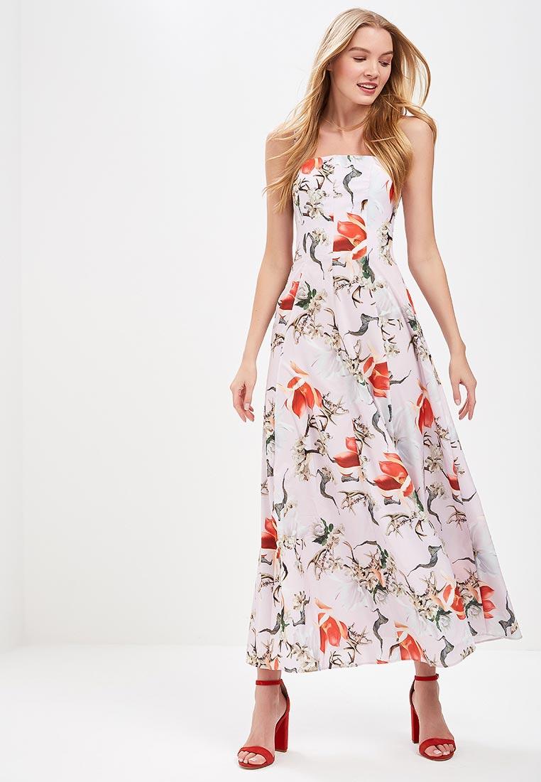 """Летнее платье MadaM T (Мадам Т) ПЛ3993/3740 """"Верба"""""""
