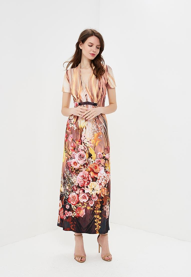 """Повседневное платье MadaM T (Мадам Т) ПЛ3039/2433 """"Татра"""""""