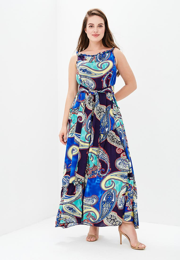 """Повседневное платье MadaM T (Мадам Т) ПЛ3206/1926 """"Чизана"""""""