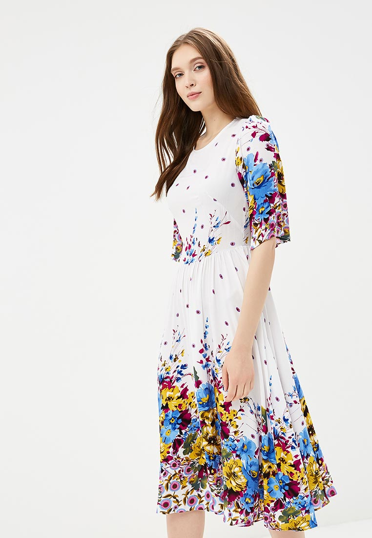 """Повседневное платье MadaM T (Мадам Т) ПЛ4022/0113 """"Терезия"""""""