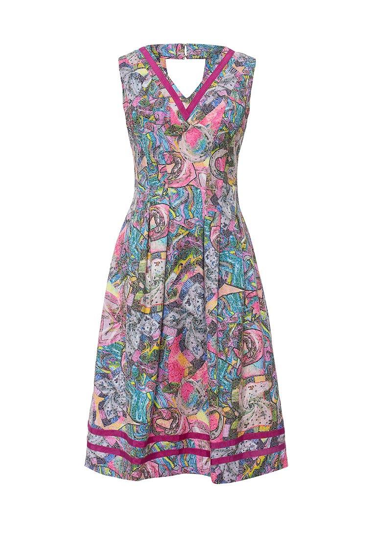 """Летнее платье MadaM T (Мадам Т) ПЛ3006/1416 """"Интела"""""""