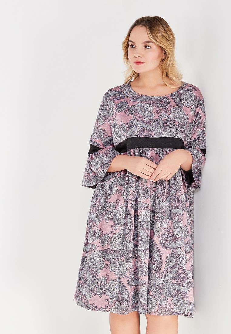 "Платье MadaM T (Мадам Т) ПО3581/1416 ""Галаксия"""