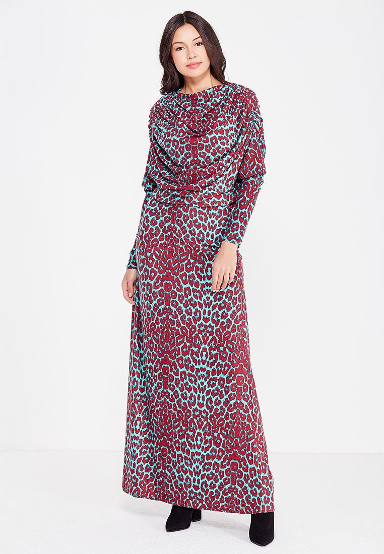 """Повседневное платье MadaM T (Мадам Т) ПО3722/0819 """"Кувейтина"""""""