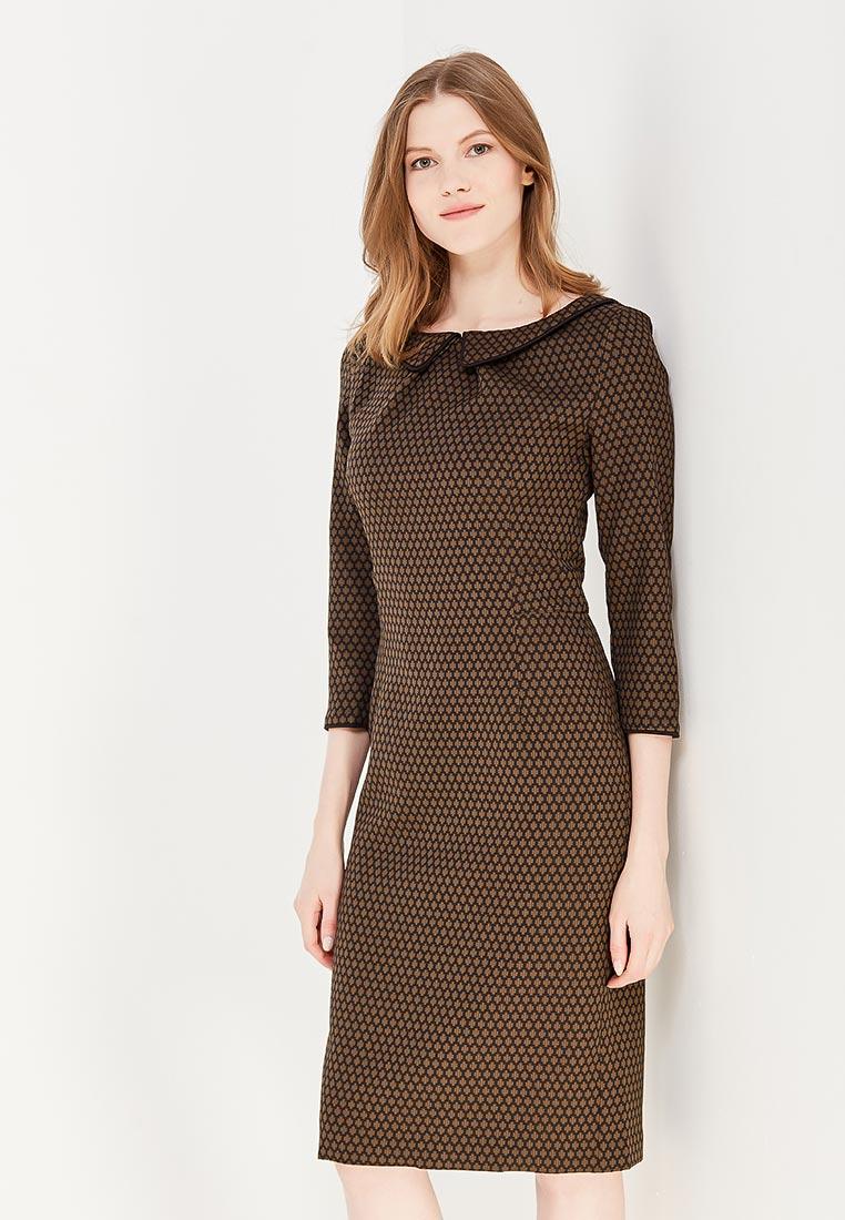 "Платье-миди MadaM T (Мадам Т) ПО3363/0306 ""Мальдива"""