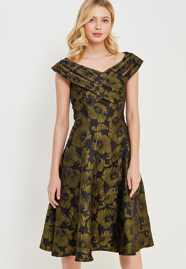 """Платье-миди MadaM T (Мадам Т) ПР3788/0306 """"Лагуна"""""""