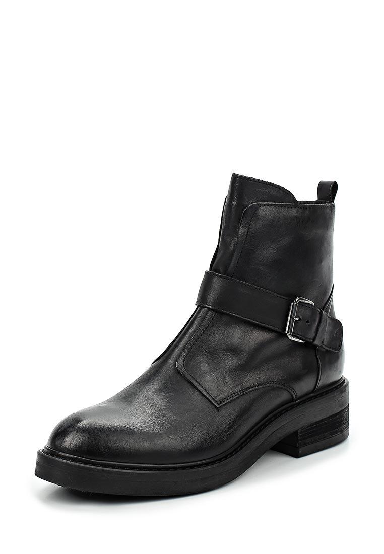 Женские ботинки Manas 162M4002CXNERO