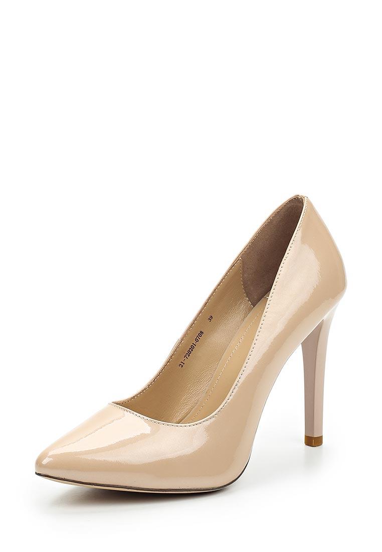 Женские туфли Mascotte 21-720201-0708