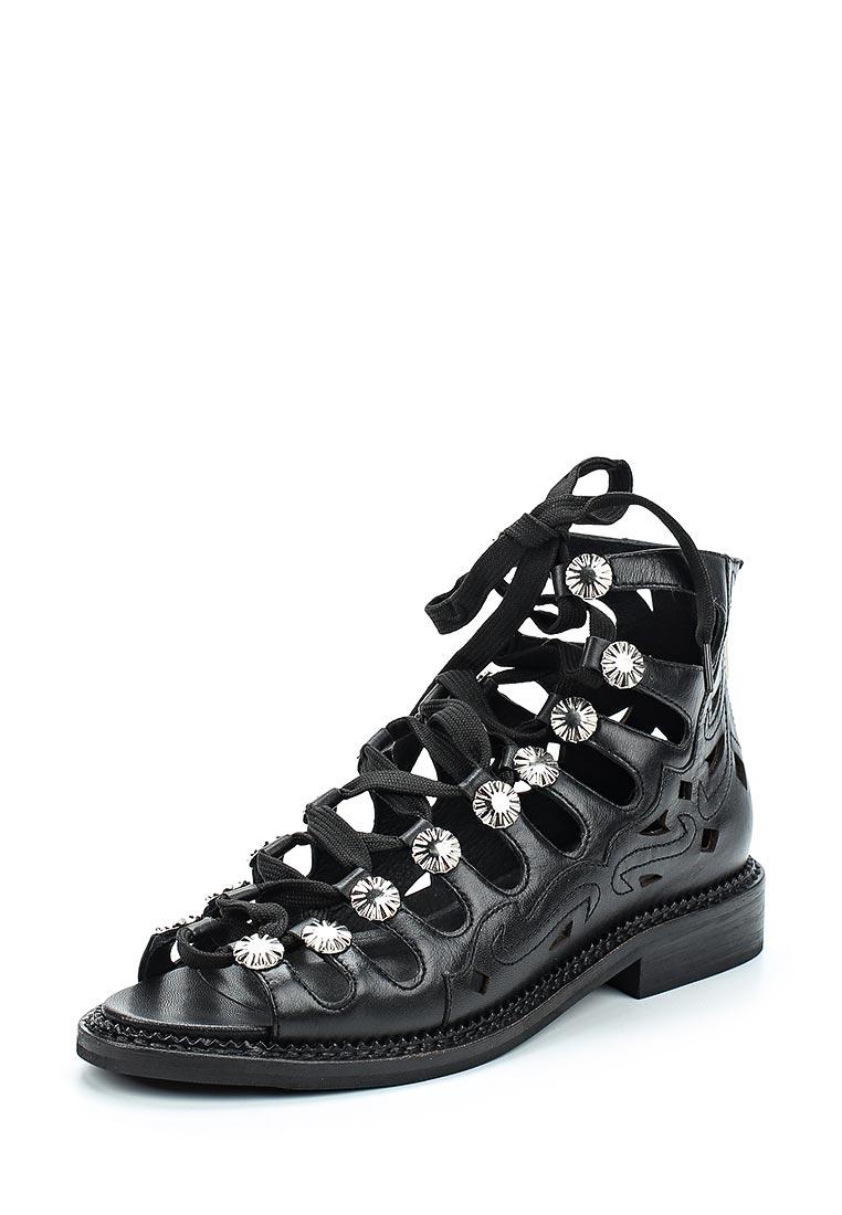 Женские сандалии Mascotte 10-814501-0102