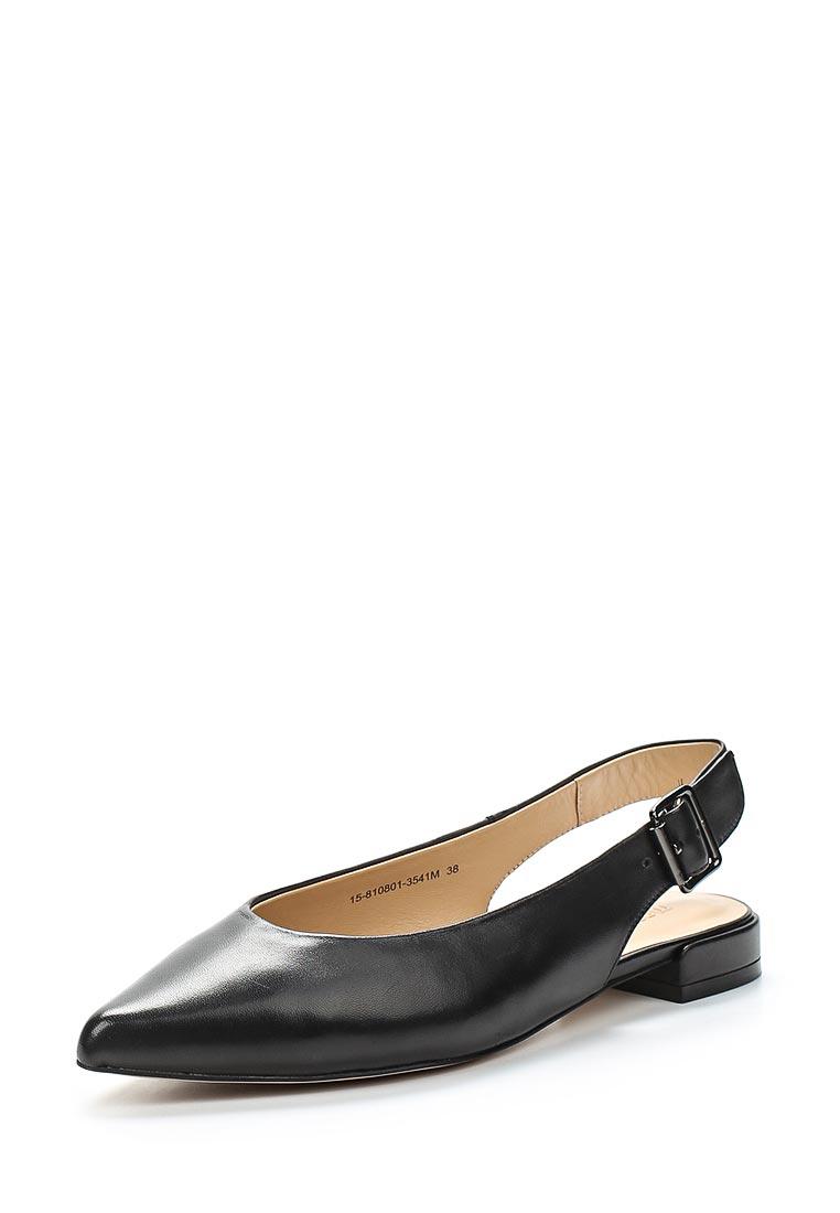 Женские туфли Mascotte 15-810801-3541M