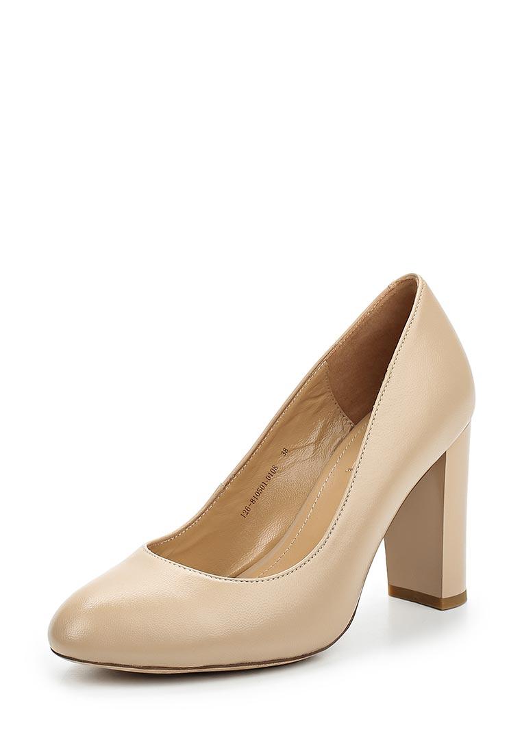 Женские туфли Mascotte 126-810501-0108