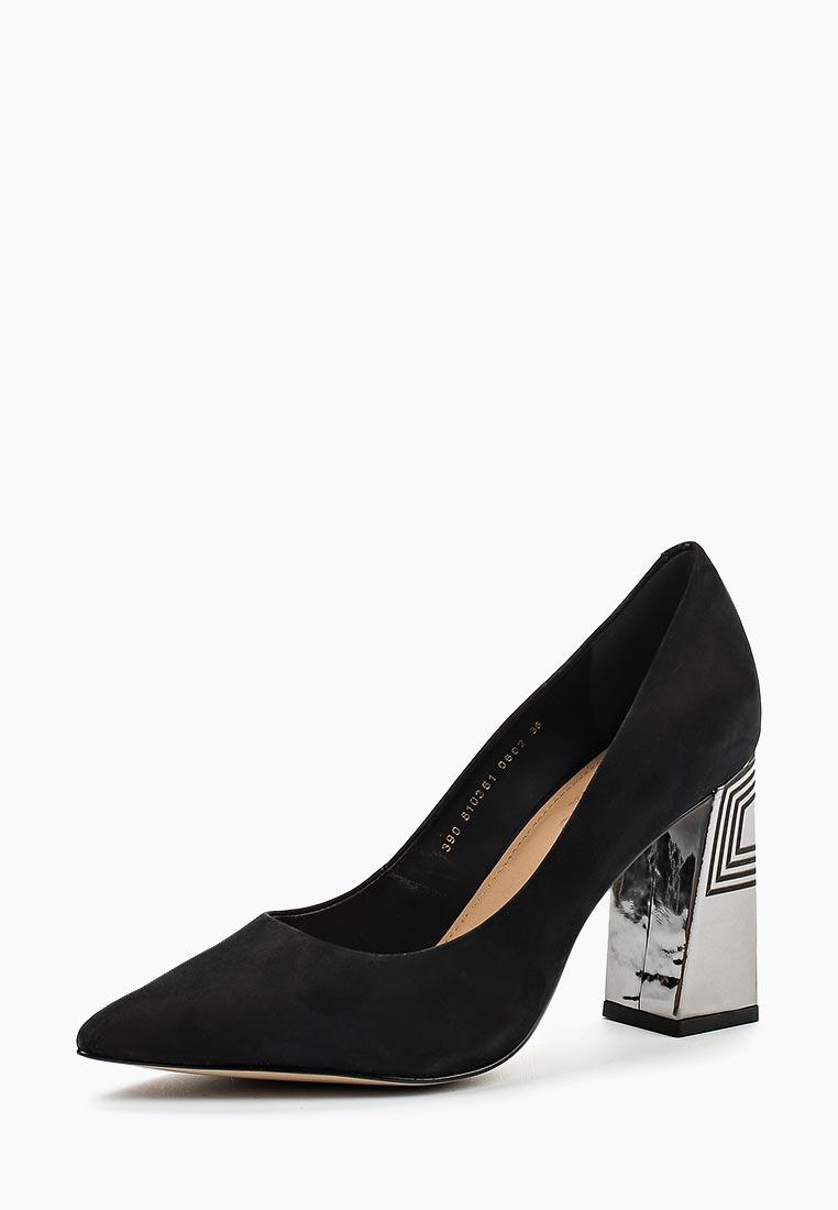 Женские туфли Mascotte 390-810361-0602