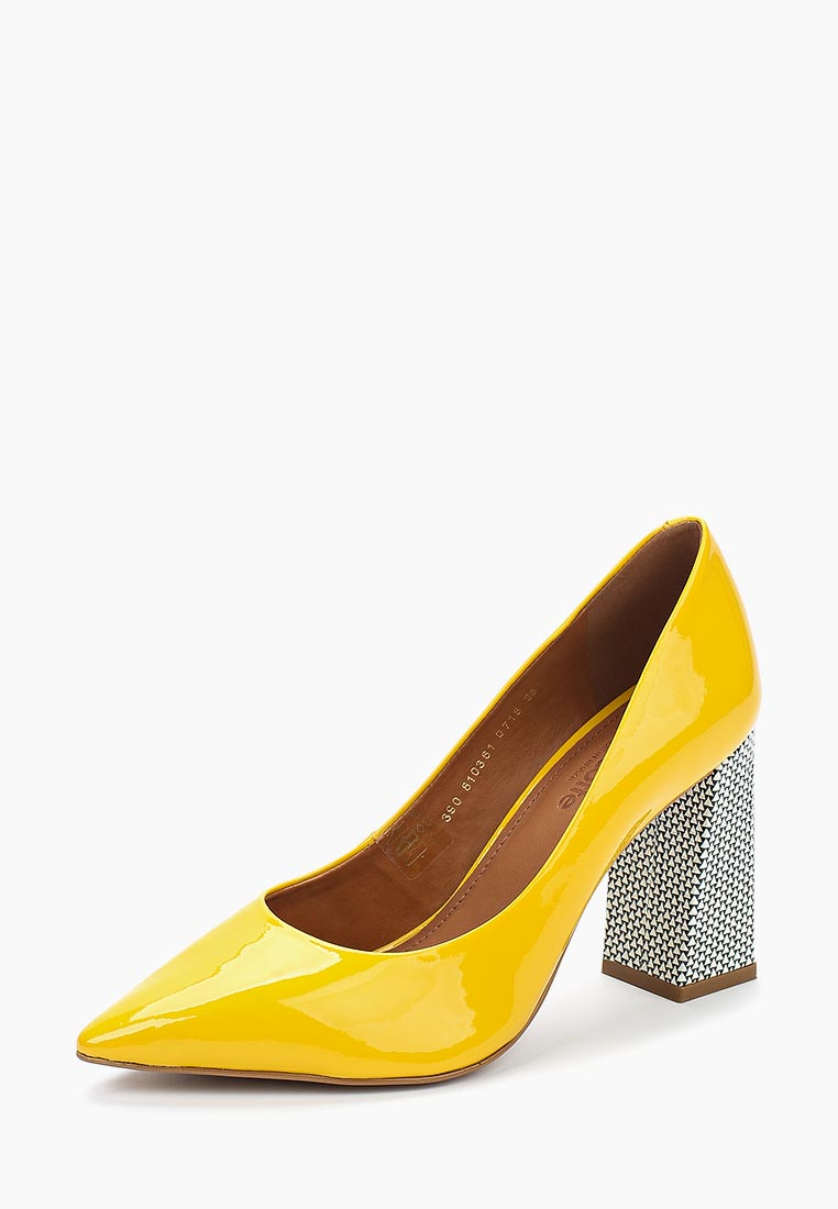 Женские туфли Mascotte 390-810361-0718