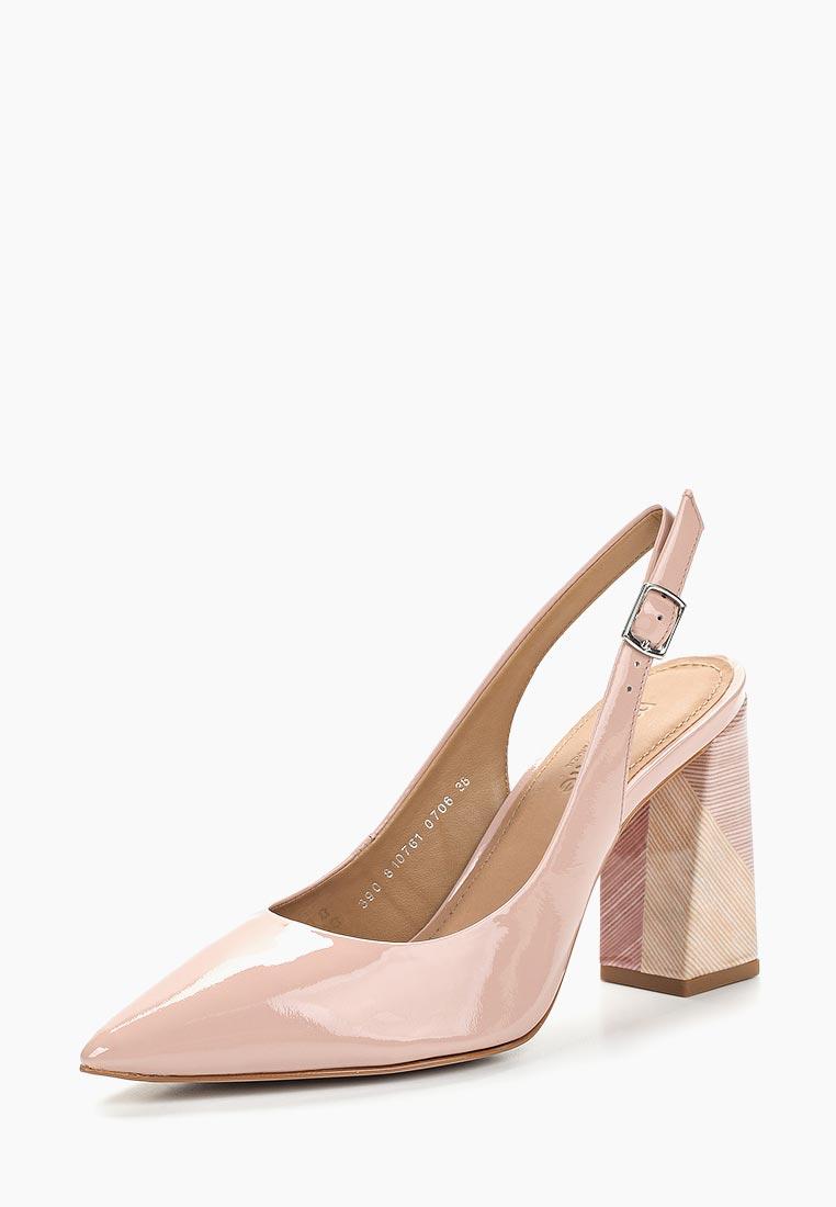 Женские туфли Mascotte 390-810761-0706