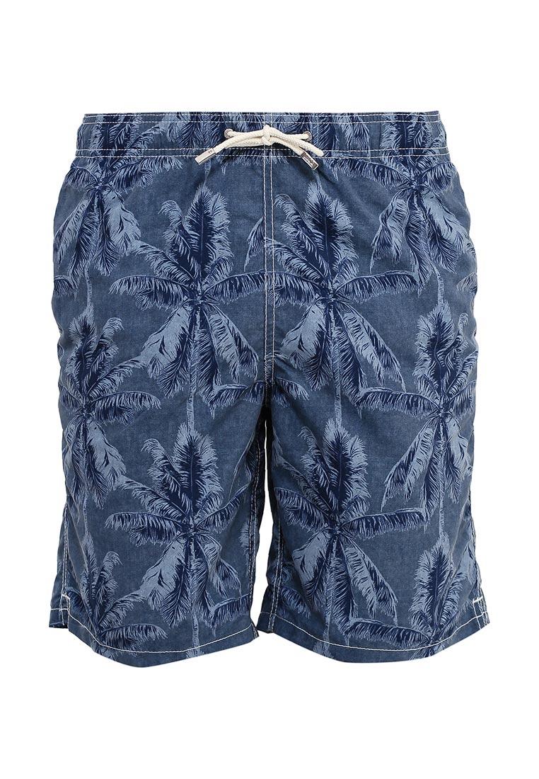 Мужские шорты для плавания MC2 Saint Barth LONG GUSTAVIA