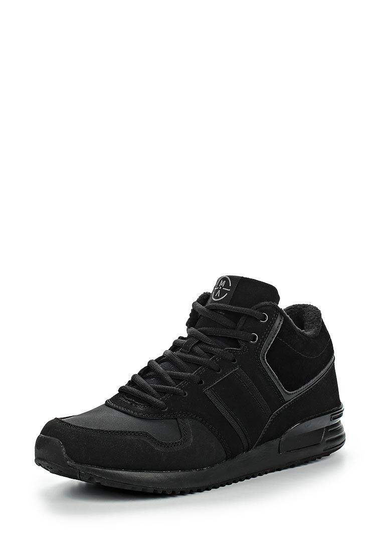 Мужские кроссовки McArthur C16-M-UL-01-BK