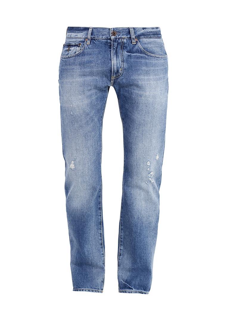 Мужские прямые джинсы MCS MMM0301003-D0019