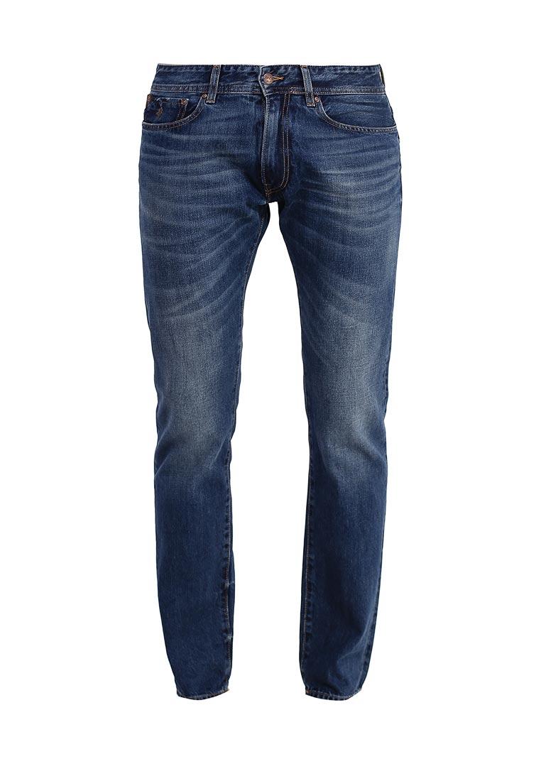 Мужские прямые джинсы MCS MMM0201001-D0019