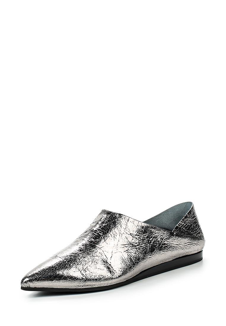 Туфли на плоской подошве McQ Alexander McQueen 447265 R2405