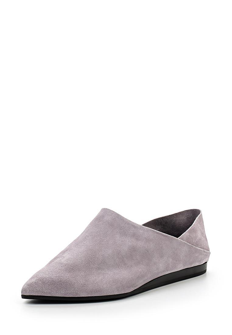 Туфли на плоской подошве McQ Alexander McQueen 447265 R2447