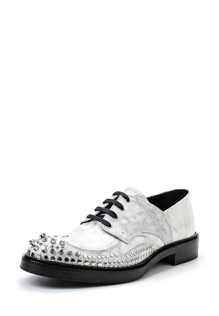 Женские ботинки McQ Alexander McQueen 468135