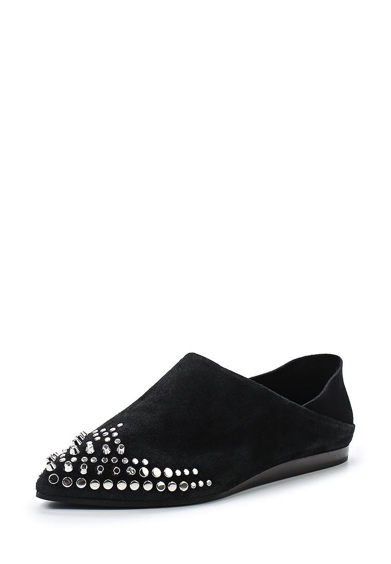 Туфли на плоской подошве McQ Alexander McQueen 447265