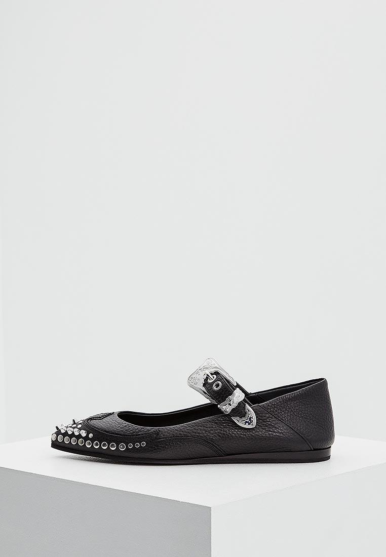 Женские туфли McQ Alexander McQueen 494547 r2430