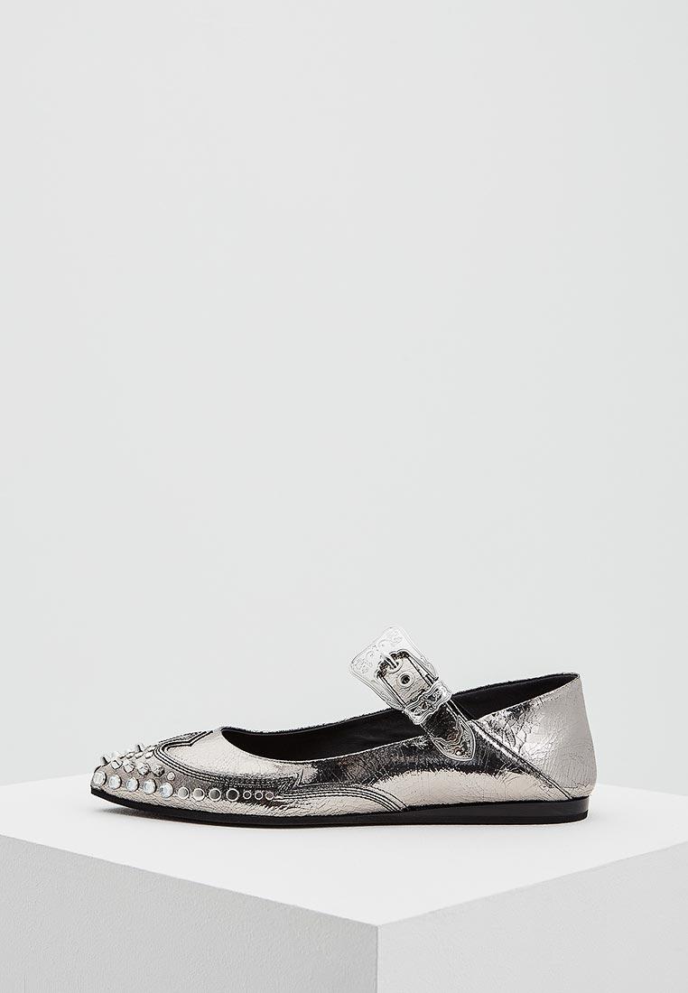 Женские туфли McQ Alexander McQueen 494547 r2496