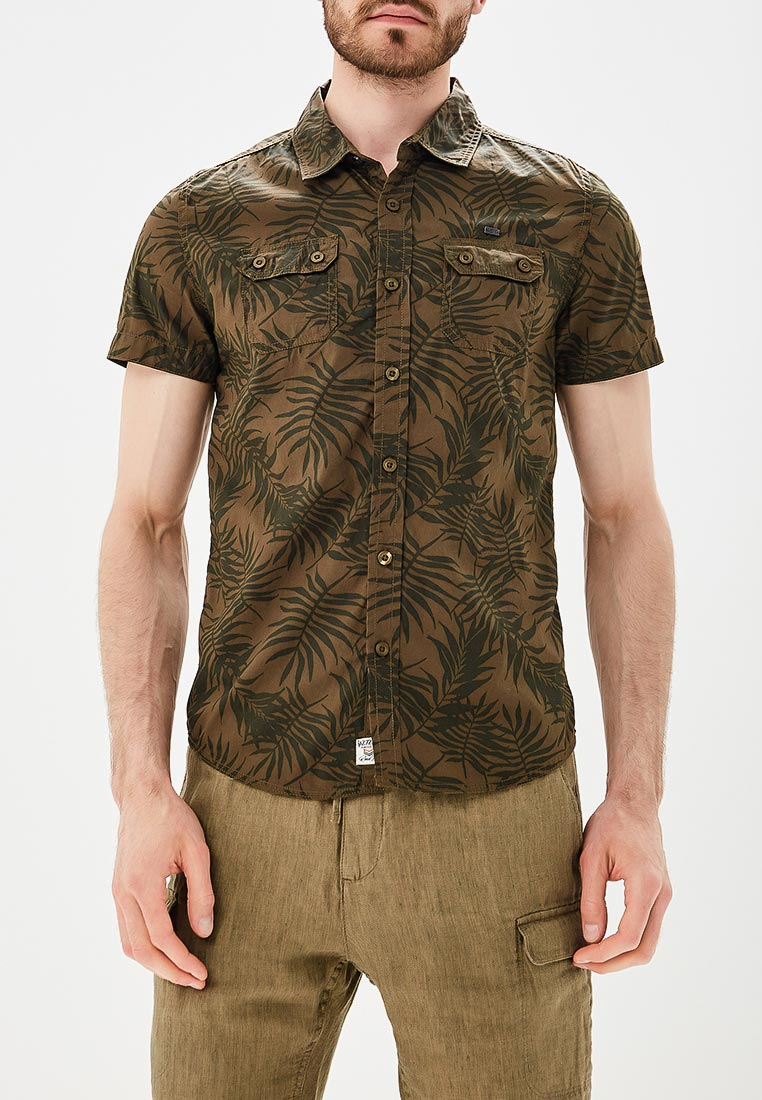 Рубашка с длинным рукавом MeZaGuz Cambodia