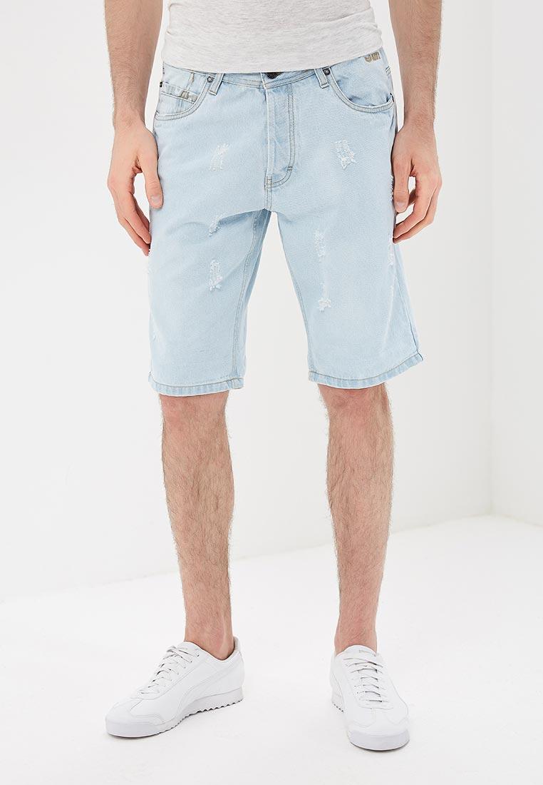 Мужские джинсовые шорты MeZaGuz Faith