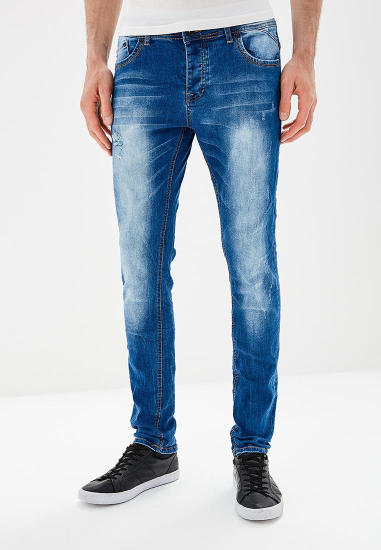 Зауженные джинсы MeZaGuz Wavery