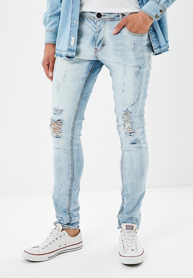 Зауженные джинсы MeZaGuz Wink