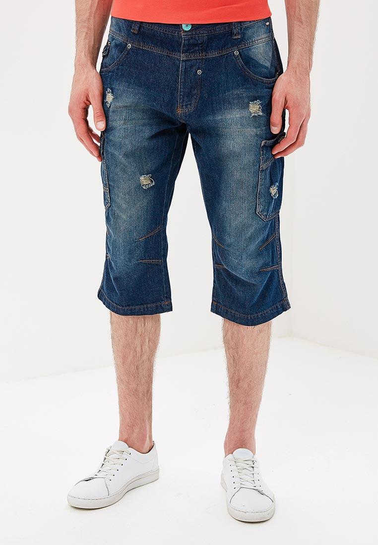 Мужские джинсовые шорты MeZaGuz ONAGA