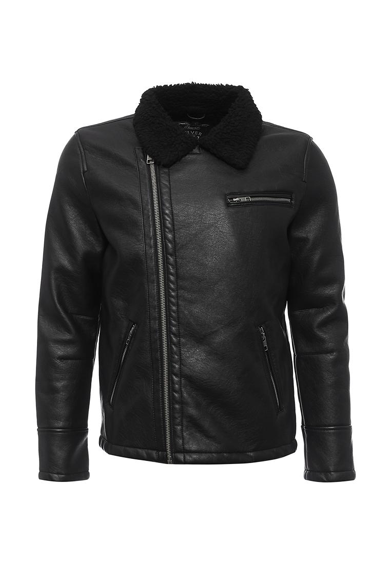Кожаная куртка MeZaGuz LIGGER
