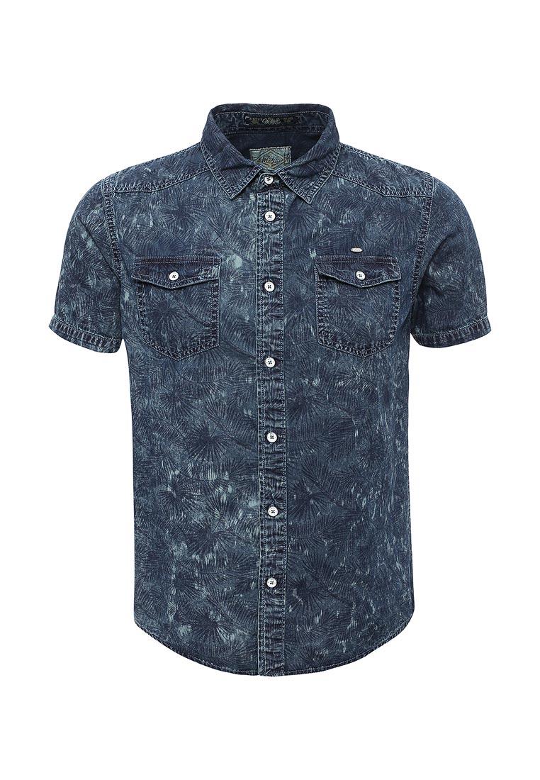 Рубашка с коротким рукавом MeZaGuz CERRA