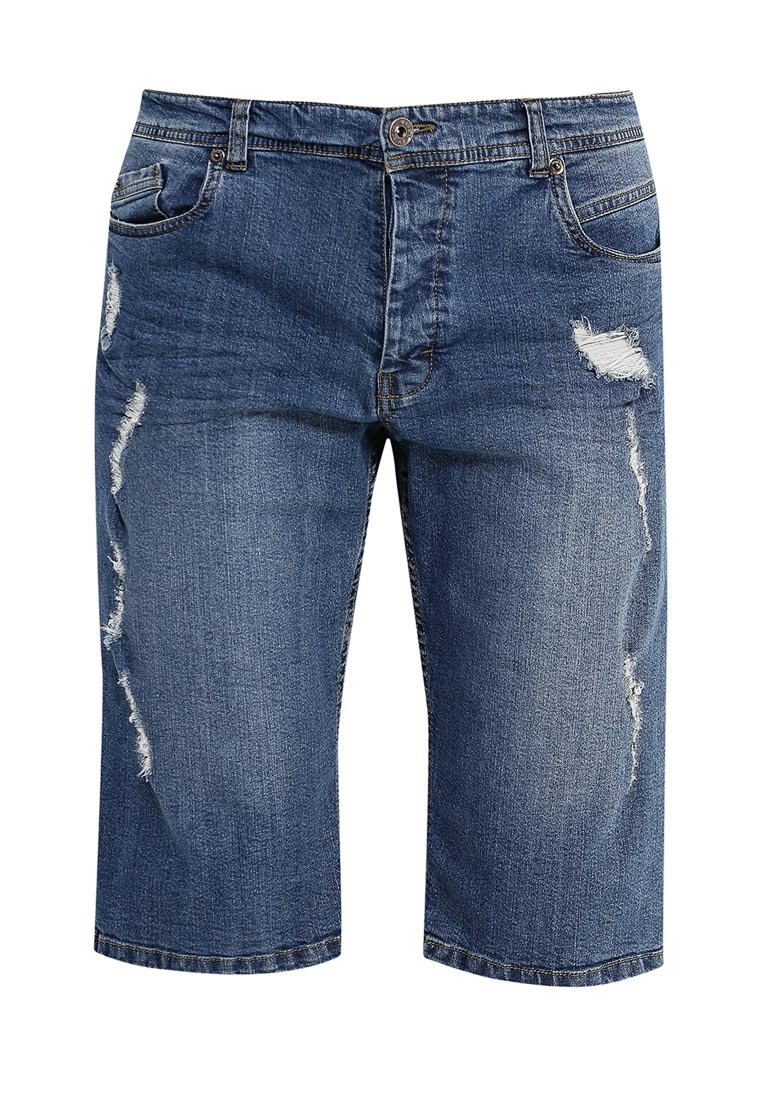 Мужские джинсовые шорты MeZaGuz FOUDRE